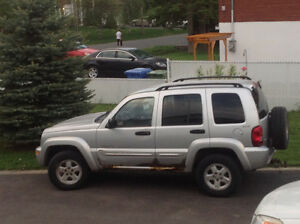 2002 Jeep Liberty Limited SUV, Crossover