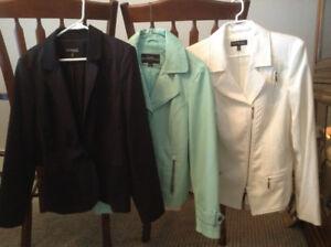 Women's dress jackets