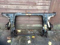 Classic mini rear subframe £55 ono