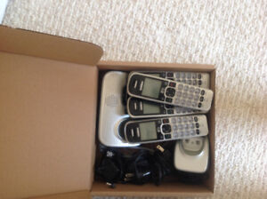 Phone Set , set of 4 hand held phones for  your home