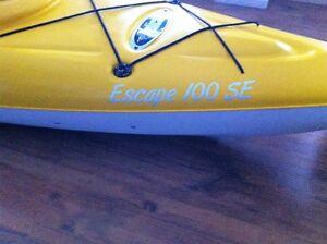 Pelican Escape 120 kayak Peterborough Peterborough Area image 4