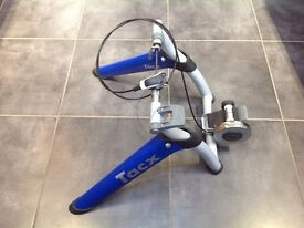 Tacx Satori Pro indoor turbo cycle trainer