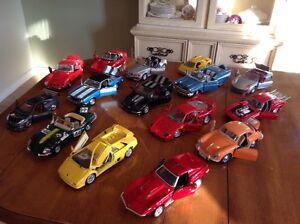 voitures de collection