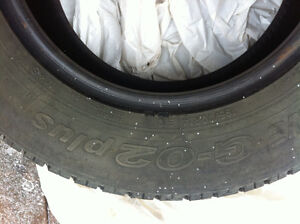 A SET OF 4 WINTER TIRES! Edmonton Edmonton Area image 3