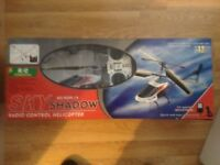 Sky shadow remote control helicopter