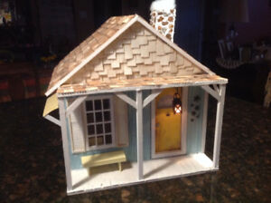Miniature Handmade Cottage