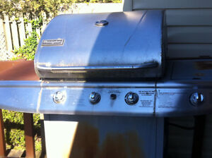 Stainless barbecue