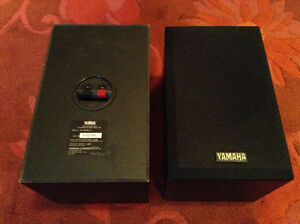 Compact Bookshelf speakers from Yamaha	NS-SP50C Peterborough Peterborough Area image 3