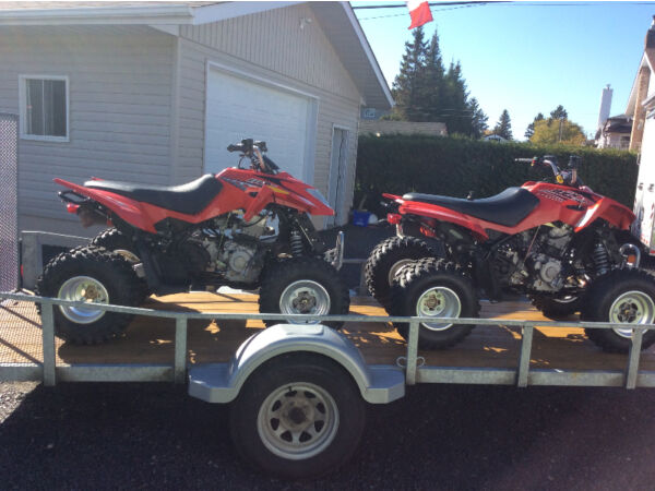 Used 2007 Arctic Cat DVX 250