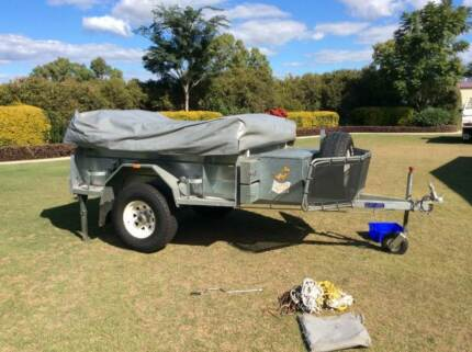 2007 Camel Discovery Off Road Camper Trailer Gatton Lockyer Valley Preview