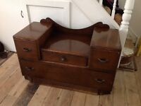 old charm antique dresser chest of drawers
