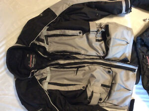 Tourmaster Transition  3.0  Motorcycle Jacket & Quest Pants