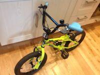 Kids bmx bike 16 inch wheels