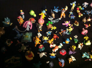 For sale, Pokemon figurines for sale.