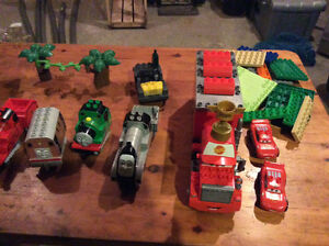 Thomas, Cars and other