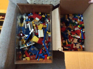 Assorted LEGO and Duplo