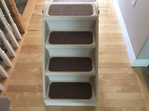 Dog stairs / dog carrier