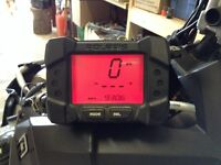 POLARIS RUSH PRO-RIDE GAUGE POD