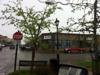 Stony Plain Downtown commercial space