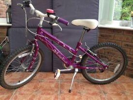 Raleigh Krush Girls Bike