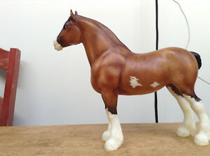 Clydesdale Mare Traditional Breyer Belleville Belleville Area image 4