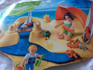 Play mobile Beach set