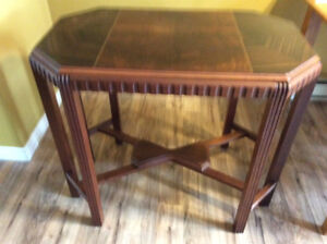Antique Gibbard Hall Table