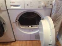 Bosch condense tumble dryer