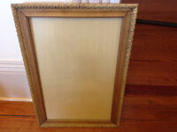 Picture Frame, all wood