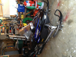 For sale 2002 snowmobile