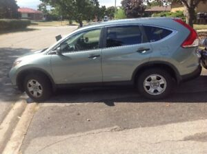 2012 Honda CRV LX low k's mint