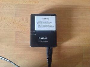 Canon LP-E8 battery + charger - Batterie + chargeur Canon LP-E8