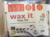 Wax it Wax Kit