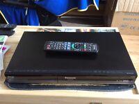 Panasonic DMR-BW780EBK Blu Ray Disc Recorder