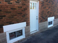 NEW DOORS INSTALLED SIDE OF HOUSES OR GARAGES
