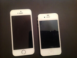iPhone 4s and 5c for parts