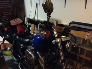 Mint Harley trade for  quad/ plow