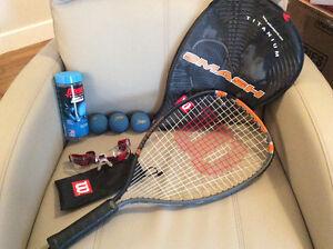 Kit pour jouer au squash Saint-Hyacinthe Québec image 1