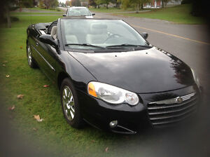 2006 CHRYSLER SEBRING DECAPOTABLE EDITION LIMITED