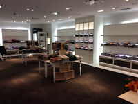 Manager and Retail staff needed