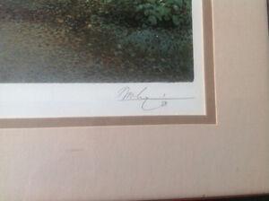 2 Lithographies Ken Danby - 1980 Certificat authenticité. Saguenay Saguenay-Lac-Saint-Jean image 5