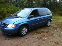 2007 Dodge Caravan 173,000kms  Certified and etested