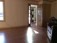 Clean,open concept with great view
