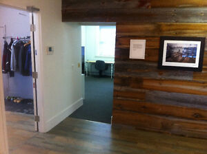 Double office in shared workspace: Stratford's 3rdRail Society Stratford Kitchener Area image 2