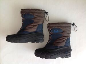 Sorel winter boots, youth size 5