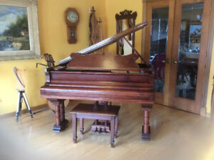 Bell grand piano for sale