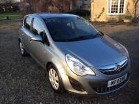Vauxhall Corsa 2011 1.2 EXCLUSIV 85PS