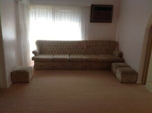 Lounge set with three seats 2900 mm long St Albans Brimbank Area Preview