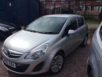 2013 Vauxhall Corsa 1.2 i Energy 5dr MOT TILL 01/2019 HPI CLEAR .6MONTH WARRA...