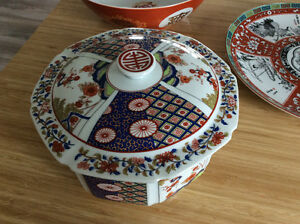 Dishes Chinese style